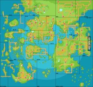 mapa mundi de pokemon